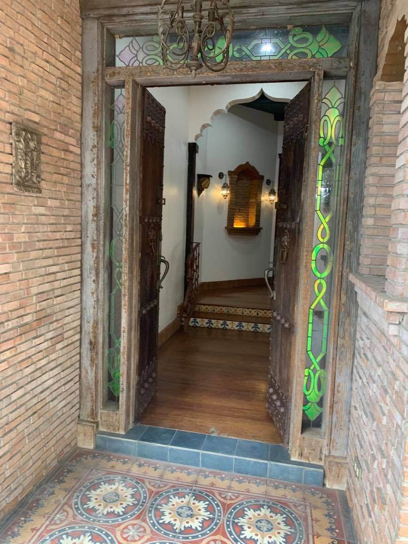 Ayala Alabang House and Lot for Sale Moroccan Inspired